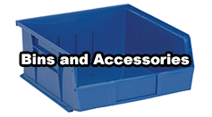 Bins and Accessories