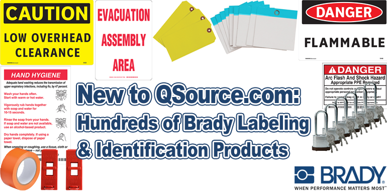 Brady Department at QSource.com