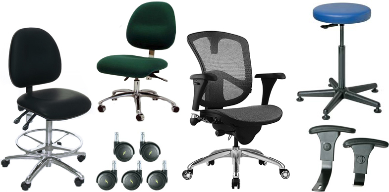 Chairs and Stools for all applications