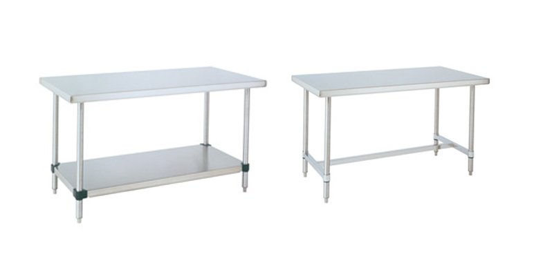 Clean Room Tables from InterMetro Industries