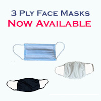 3 Ply Face Masks From Q Source