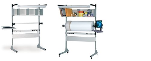 IAC Packaging Accessory Workstation