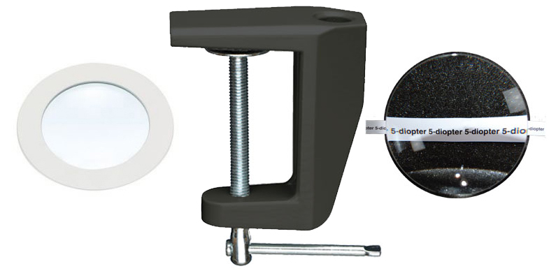 Magnifier Replacement Parts and Accessories from Daylight Company, Dazor Lighting Technology and Vision-Luxo