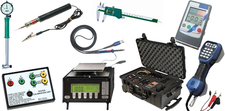 Test Equipment, Megohmmeters, Test Probes & Leads