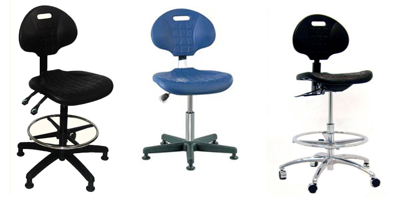 Polyurethane Chairs by Bevco Ergonomic Seating and Industrial Seating