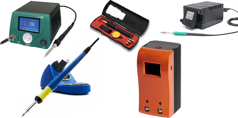 Soldering Stations, Soldering Irons, and Accessories from brands like Hakko, JBC Tools, Metcal and more