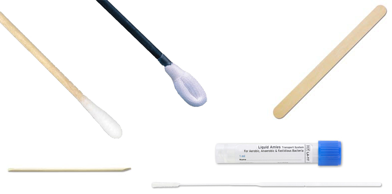 Swabs and Applicators from ACL Staticide, Berkshire Corporation, Chemtronics, Puritan Medical Products, Solon Manufacturing and TechSpray