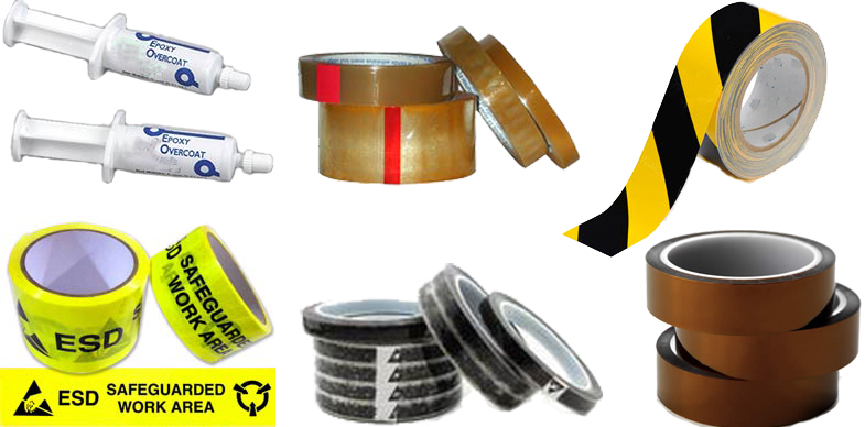 Tapes & Adhesives, Floor Striping & Marking Tapes from Argon Masking, Botron, Brady, Ergomat, JBC Tools, Transforming Technologies and more