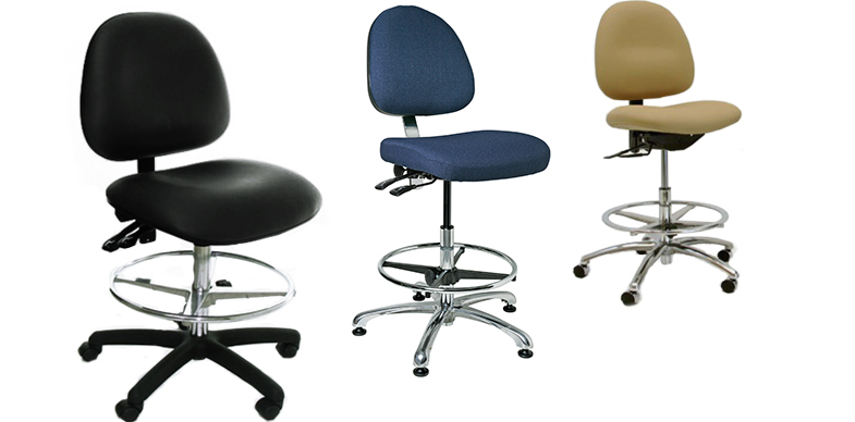 Task Chairs and Office Chairs by Bevco Ergonomic Seating and Industrial Seating