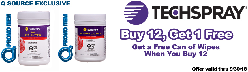 Techspray Buy 12, Get 1 Free