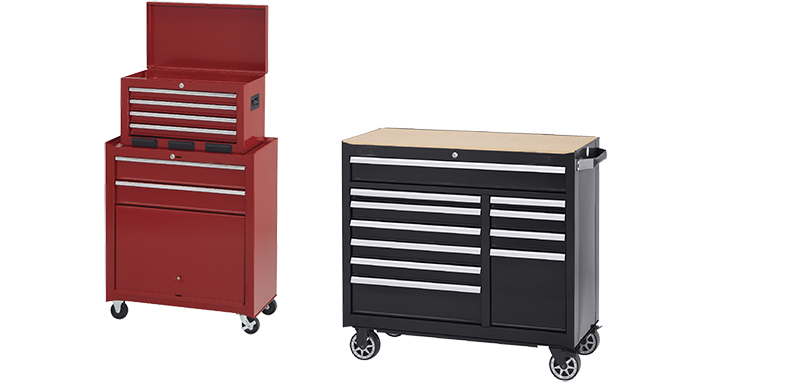 Tool Cabinets from Waterloo Industries