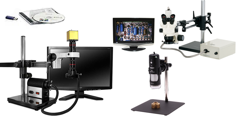 Video Visual Inspection Systems from Scienscope International, Vision Engineering and more
