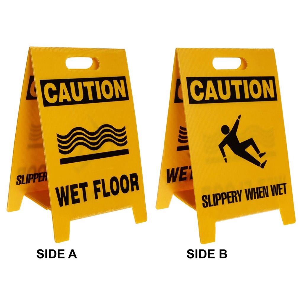 Slipper When Wet