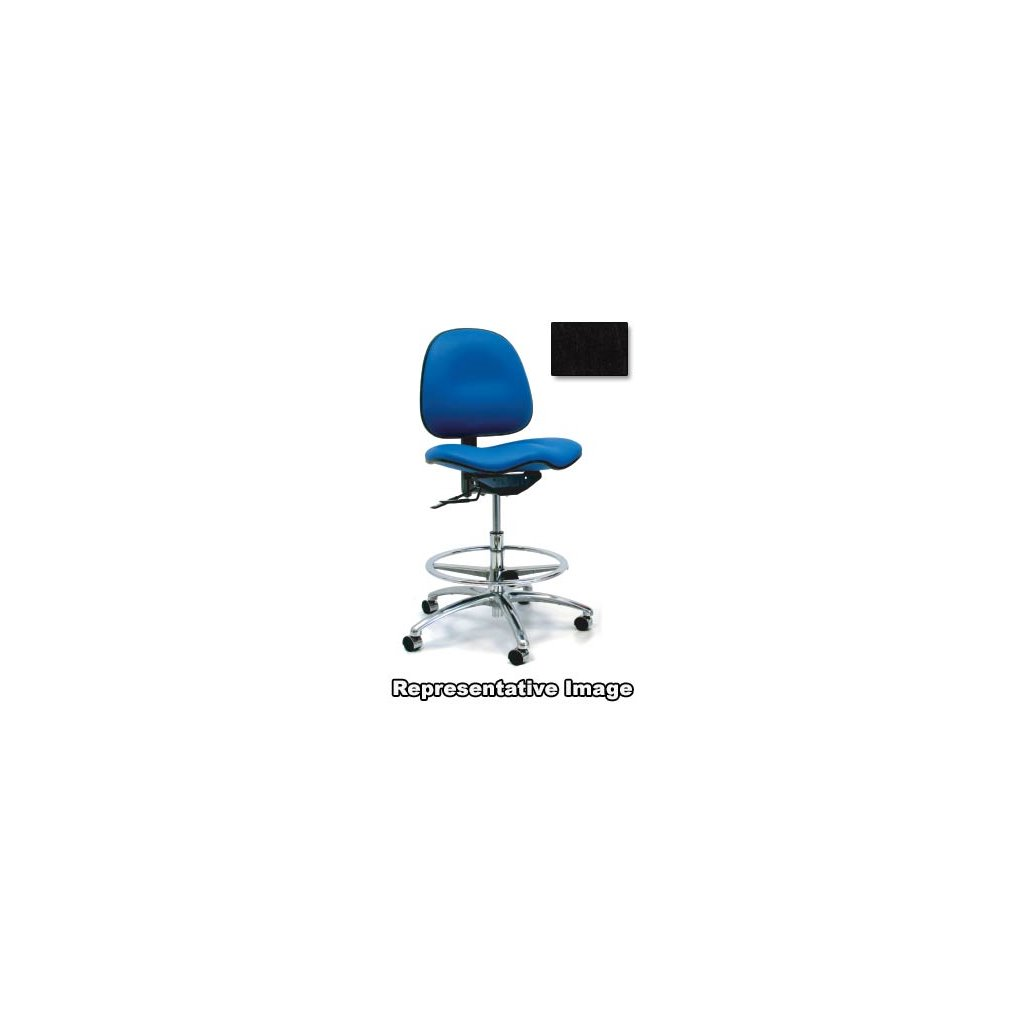 Gibo/Kodama CE7400AT-V902-07B - Stamina 7000 Series Class 100 Cleanroom/ESD-Safe Mid-Bench Height Chair - Autonomous Control - 19 -25  - Conductive Vinyl - ...  sc 1 st  QSource.com & Gibo/Kodama CE7400AT-V902-07B - Stamina 7000 Series Class 100 ...