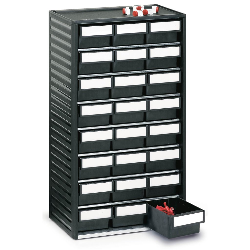 Treston 554 4esd Small Parts Storage With Drawers