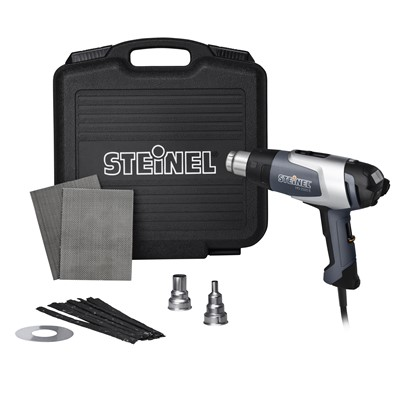 Steinel 110051531 - HG 2320 E Auto Body Welding Kit - 120-1200°F