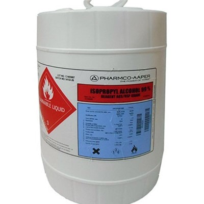 PHARMCO-AAPER 231000099PL05 - Isopropyl Alcohol - Clean/Degreaser - IPA 99% - 5 Gal