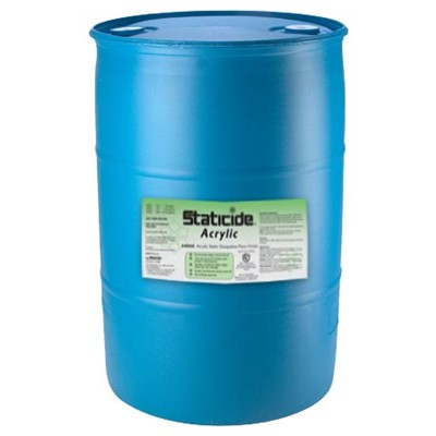 ACL Staticide 40002 - Acrylic Floor Finish - 54-Gallons
