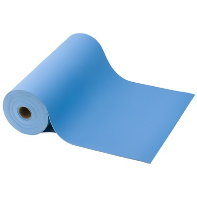 "ACL Staticide 62300 - SpecMat H Homogeneous Matting - 30"" x 40' x 0.10"" - Light Blue"