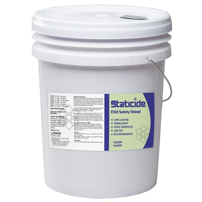 ACL Staticide 63005 - Staticide ESD Safety Shield - 5-Gallon