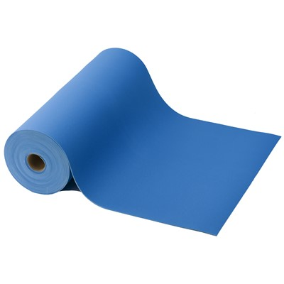 "ACL Staticide 66900 - SpecMat-H Series Homogeneous Bulk Roll Mat - 36"" x 40' x 0.06"" - Medium Blue"