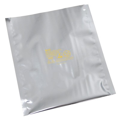 "SCS 700818 - Dri-Shield 2000 Series Moisture Barrier Bag - Open Top - 8"" x 18"" - 100/Each"