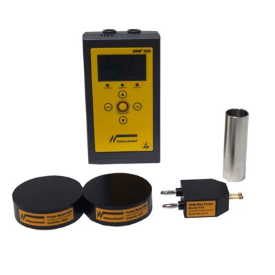 Transforming Technologies 7100.SRM200.VK - SRM200 Digital Surface Resistance Meter w/Probes & Case