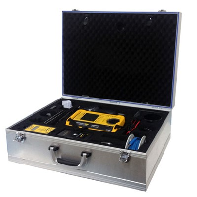 "Transforming Technologies 7110.600.SET - Warmbier METRISO 3000 ESD Audit Kit - 22.6"" x 19.29"" x 9.84"""