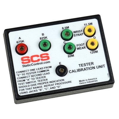 SCS 770033 - Calibration Unit for Combo Tester