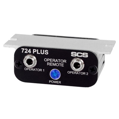SCS 770732 - Dual Operator Remote for 724 Plus Workstation Monitor