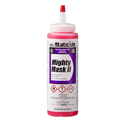 ACL Staticide 8692 - Mighty Mask II - 8 oz. Bottle - 12/Case