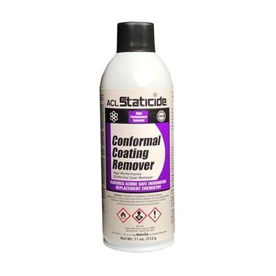 ACL Staticide 8698 - Conformal Coating Remover - 11 oz - 6/Case