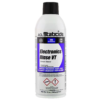 ACL Staticide 8604 - Electronics Rinse VT - 11 oz