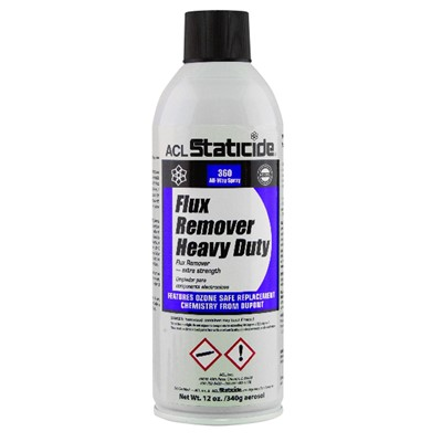 ACL Staticide 8620 - Heavy-Duty Flux Remover - 11 oz