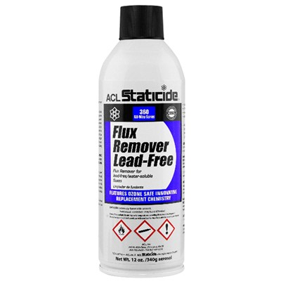 ACL Staticide 8622 - Lead-Free Flux Remover - 12 oz