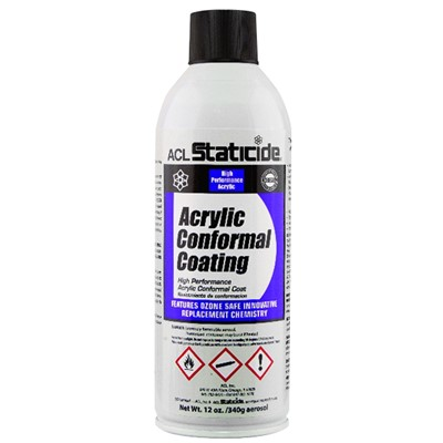 ACL Staticide 8690 - Acrylic Conformal Coating - 12 oz - 12/Case