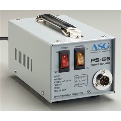 ASG 65700 - PS-55 Power Supply for Low Voltage Electric Drivers