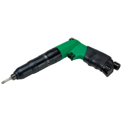 "ASG 26C12AP - Fiam 26C Series Pistol Grip 0.25"" Hex Pneumatic Screwdriver - Trigger Start - 30.98 to 106.2 lbf.in - 400 RPM"