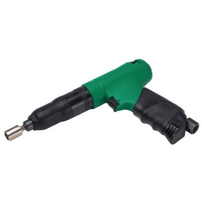 "ASG 26C12APA - Fiam 26C Series Forward Pistol Grip 0.25"" Hex Pneumatic Screwdriver - Trigger Start - 30.98 to 106.2 lbf.in - 400 RPM"