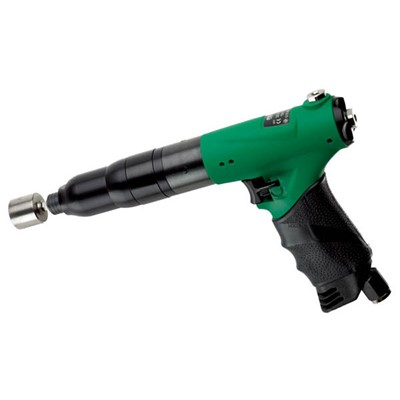 "ASG 26C5APA-3I - Fiam 26C 3I Series Forward Pistol Grip 0.25"" Hex Triple Air Inlet Pneumatic Screwdriver - Trigger Start - 3.54 to 44.25 lbf.in - 1300 RPM"