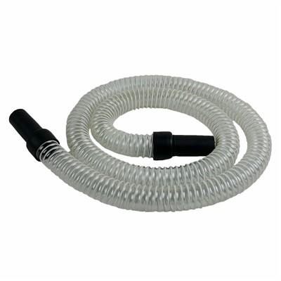 Atrix International AVPA008 - Hose for Omega/Green/High Capacity Series Vacuums - 6' - Clear