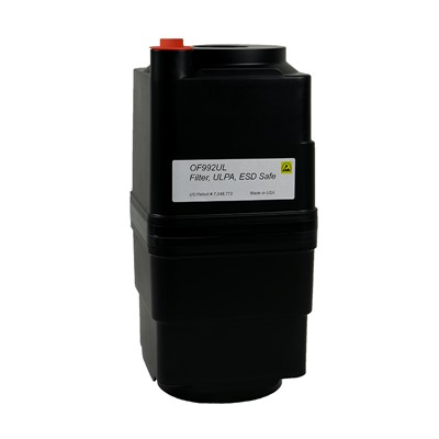 Atrix International OF992UL - ULPA Filter w/Static Dissipative Body for Omega/Green Series Vacuums - 0.12 Micron Filter