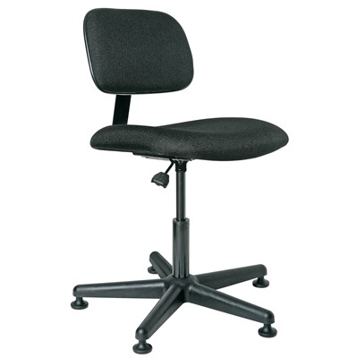 Bevco%204001%20-%20Westmound%204000%20Series%20Ergonomic%20Pneumatic%20Chair%20w%2FArticulating%20Tilt%20Seat%20%26%20Back%20-%20Fabric%20-%2016.5%22-21.5%22%20-%20Mushroom%20Glides