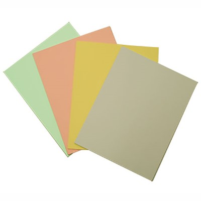 "Connecticut Clean Room PB2S003LTD - Munising 22# Clean Room Documentation Paper - 8.5"" X 11"" - Pink - 2500 Sheets/Case"