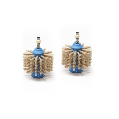 JBC Tools CLMB-P7 - CLMB-PA Blue Non-Metal Brushes - 50 mm Diameter
