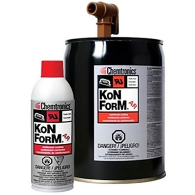 Chemtronics CTAR-12 - Konform AR Conformal Coating - 11.5 oz. - 12 Cans/Case