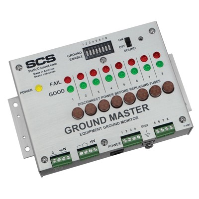 SCS CTC065-RT-T - Ground Master - Relay Out - No Power Adapter