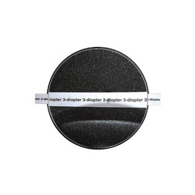 "Dazor 209-10 - Replacement Magnifier Lens for Hi-Lighter/8MC & MC Series Magnifiers  - 3 Diopter - 1.75x - 5"" circle"