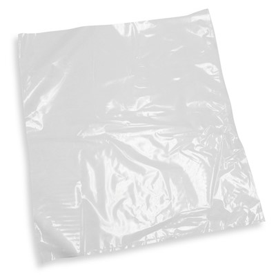 "Elkay Plastics 20F-1820 - Low Density Flat Poly Bag - 2 Mil - 18"" x 20"" - 500/Pack"