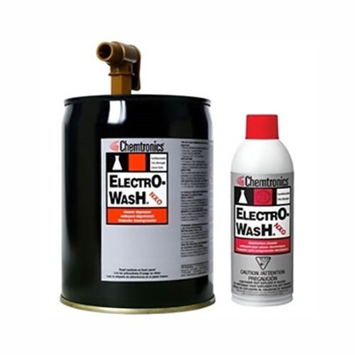 Chemtronics ES1607 - Electro Wash NXO Cleaner/Degreaser - 12 oz. - 12 Cans/Case
